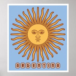 Poster de la Argentina