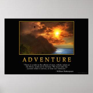 Poster de la aventura