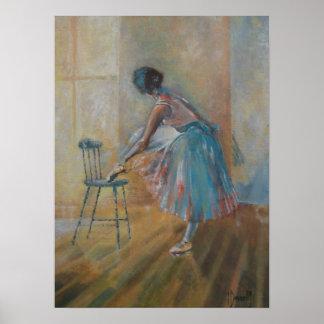 Poster de la bailarina