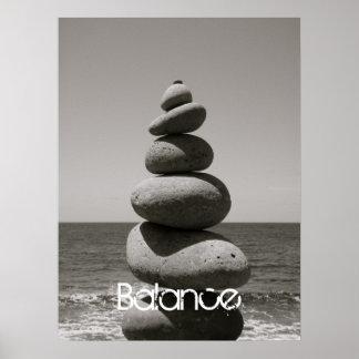 Poster de la balanza