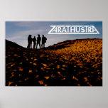 Poster de la banda de Zarathustra