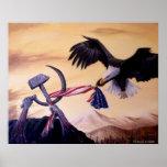 Poster de la batalla de las libertades