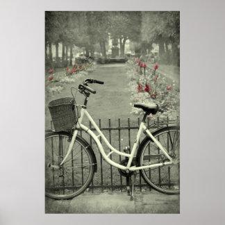 Poster de la bicicleta