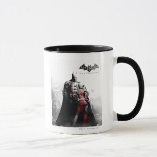 Poster de la CA - Batman y Harley