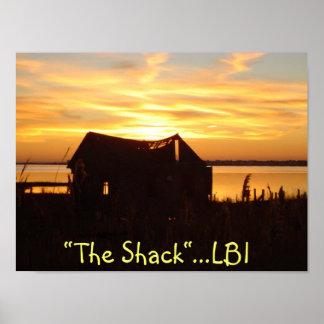 Poster de la cabaña, LBi