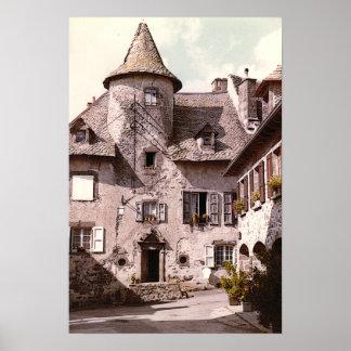Poster de la casa de Auvergne
