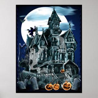 Poster de la casa encantada
