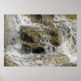 Poster de la cascada