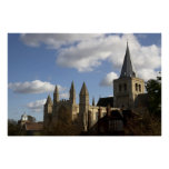 Poster de la catedral de Rochester
