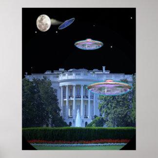 poster de la ciencia ficción