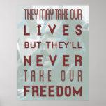 Poster de la cita de Braveheart