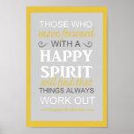 poster de la cita del hinckley de gordon b del ins