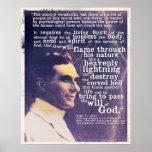 Poster de la cita del lago john G