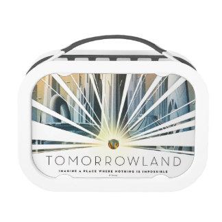 Poster de la ciudad de Tomorrowland