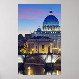 Poster de la Ciudad del Vaticano