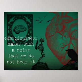 Poster de la conciencia