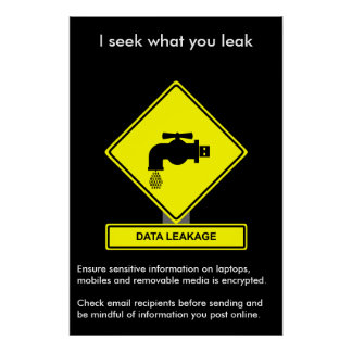 Poster de la conciencia de la seguridad de la sali