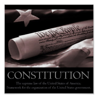 Poster de la constitución