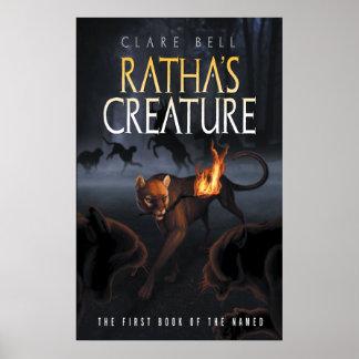 Poster de la criatura de Ratha