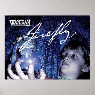 Poster de la cubierta de la luciérnaga de Wanigan