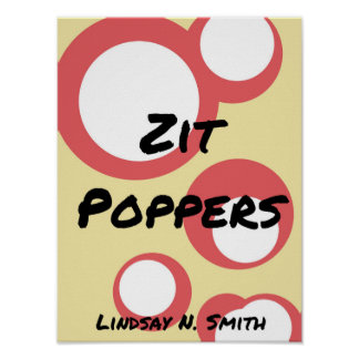 Poster de la cubierta de Zit Poppers