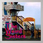 """Poster de la cubierta del álbum """"de las hermanas e"""