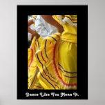 Poster de la danza de Folklorico