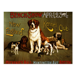 Poster de la demostración del club c.1890 de la tarjeta postal