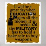 Poster de la educación