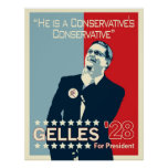 Poster de la esperanza de Gelles