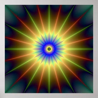 Poster de la estrella de Radient