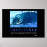 Poster de la excelencia