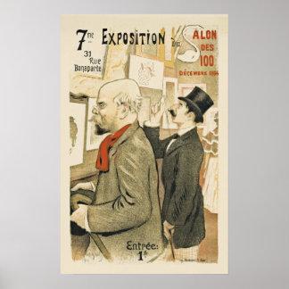 Poster de la exposición póster