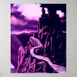 Poster de la fantasía de CricketDiane - castillo e