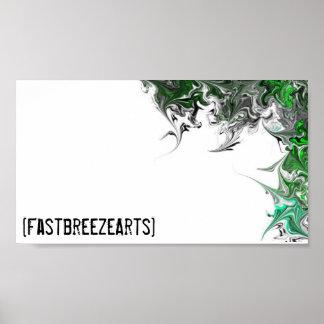 Poster de la FastbreezeArts-Hiedra