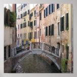 Poster de la fotografía de Venecia, Italia