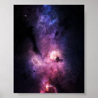 Poster de la galaxia