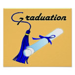 Poster de la graduación