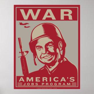 Poster de la guerra