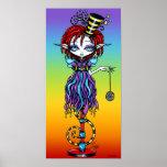 Poster de la hada del circo del acto secundario de
