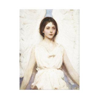 Poster de la impresión de la lona del ángel de Abb Impresiones De Lienzo