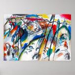 Poster de la improvisación 28 de Kandinsky