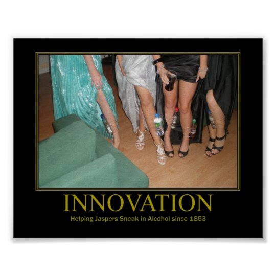 Poster de la innovación del jaspe póster