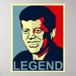 poster de la leyenda del jfk
