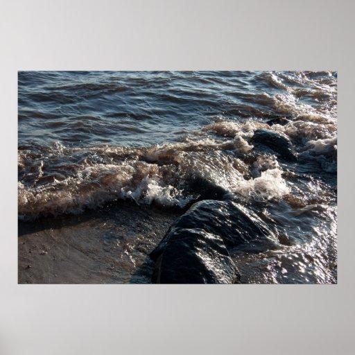 Poster de la marea