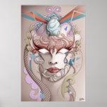 Poster de la máscara de Pandora