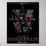 Poster de la mascarada de DragonFen