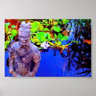 Poster de la meditación