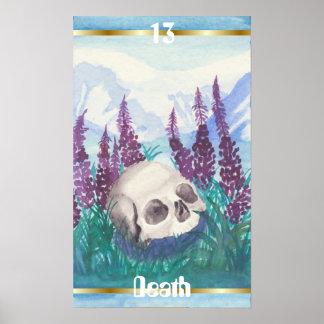 Poster de la muerte 13