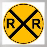Poster de la muestra de ferrocarril